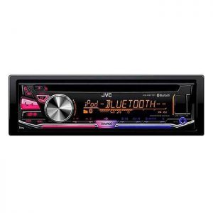 JVC Audio Receivers BT